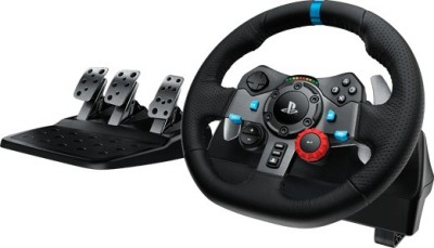 Logitech G29 Racing Wheel  Joystick