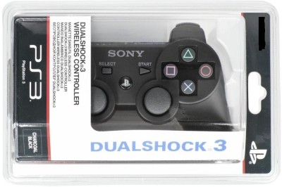 B.V.G. PS 3 Wireless Dualshock 3 Controller  Joystick