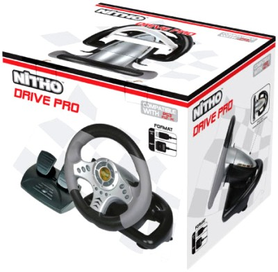 Nitho Drive Pro(For PS3, PS2, PC)
