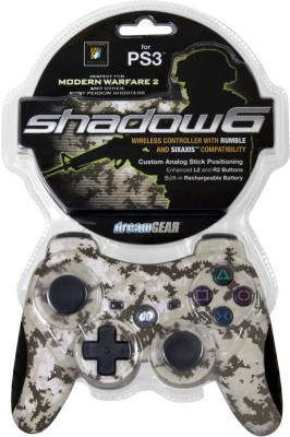 DreamGear Shadow6 Wireless Camo  Joystick