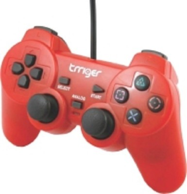 Trriger Ps2 Controller  Joystick(Red, For PS2)