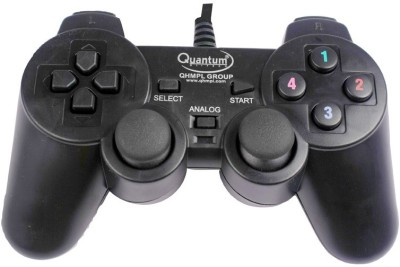 Macca Quantum 2 Way Vibration PC USB Controller  Gamepad