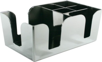 Bhalaria Metal BAR100009 Glass Tray Set