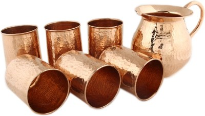Kalpaveda Drinkware Set Jug Glass Set