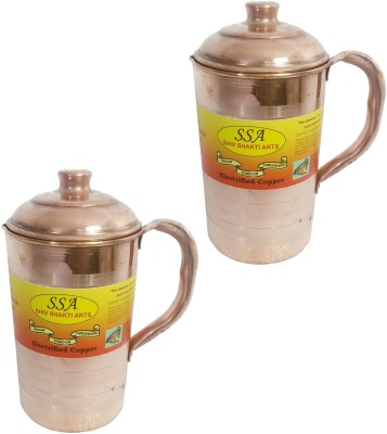 SSA Water Jug Set(1.5 L, Pack of 2)