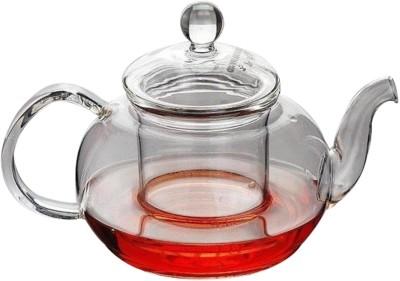 EZ Life Glass Tea Pot- Classy Kettle Jug(0.55 L)