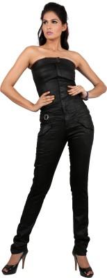 Blacksoul Solid Women's Jumpsuit