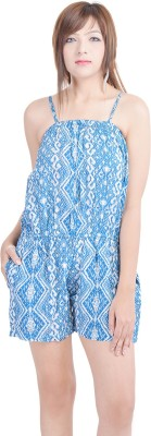 Soundarya Printed Womens Jumpsuit