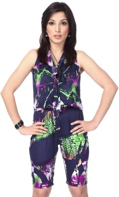 Enah Printed Women's Jumpsuit
