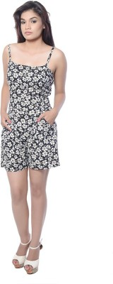 Holidae Printed Women's Jumpsuit