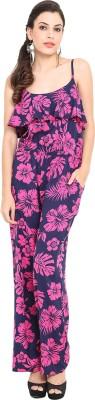 Pryma Donna Floral Print Women's Jumpsuit