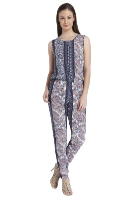 Only Printed Women's Jumpsuit at flipkart