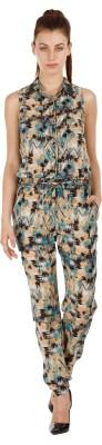 Fuziv Printed Women,s Jumpsuit