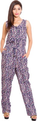 Belomoda Floral Print Women's Jumpsuit