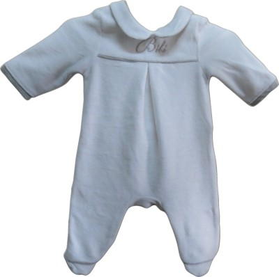 Instyle Solid Baby Girl's Jumpsuit