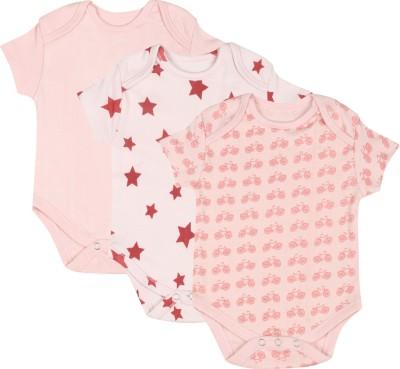 ECOELATE Printed Baby Girls Jumpsuit