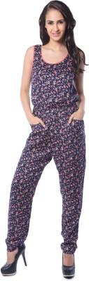 Florriefusion Floral Print Women's Jumpsuit