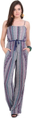 Global Colours Printed Women's Jumpsuit
