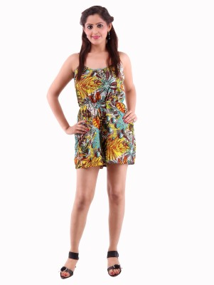 Goodwill Impex Printed Women's Jumpsuit