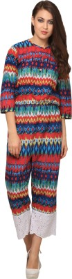 SATS Printed Women's Jumpsuit