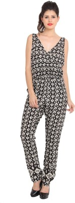 NVL Printed Women's Jumpsuit