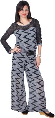 Fabrizia Printed Women's Jumpsuit