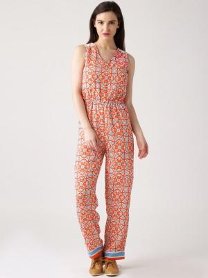 Dressberry Printed Women's Jumpsuit
