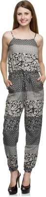 One Femme Printed Women's Jumpsuit