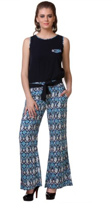 Meee Printed Women's Jumpsuit