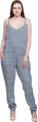 Oxolloxo Printed Women's Jumpsuit