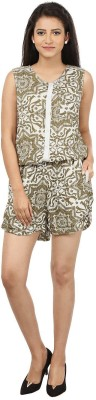 Miway Printed Women's Jumpsuit