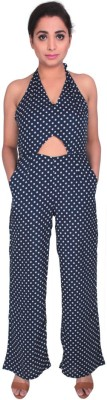 The Hashtag Couture Printed Women's Jumpsuit