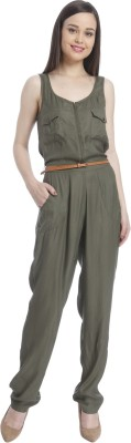 Only Solid Women's Jumpsuit at flipkart