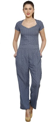 Zotw Printed Women's Jumpsuit
