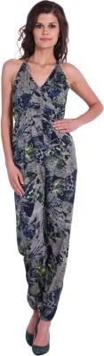 Trend18 Printed Women's Jumpsuit