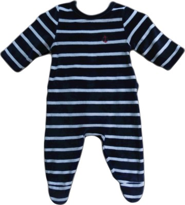 Instyle Solid Baby Boy's Jumpsuit
