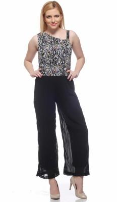 Fasnoya Printed Womens Jumpsuit
