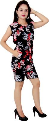 Kamakshi Krafts Printed Women's Jumpsuit