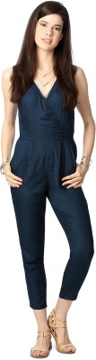 People Solid Women's Jumpsuit