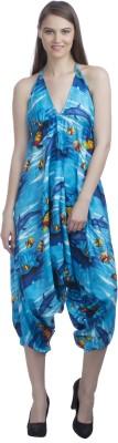 Indi Bargain Printed Women's Jumpsuit at flipkart
