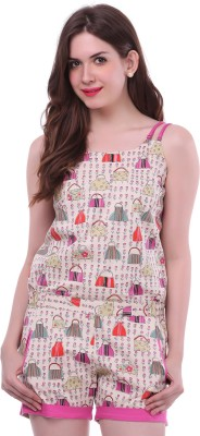 Colors Couture Printed Women's Jumpsuit