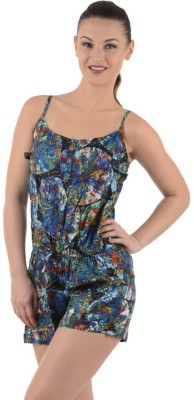 Urbanrebels Graphic Print Women's Jumpsuit