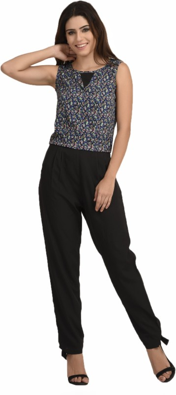 The Gud Look Floral Print Women's Jumpsuit