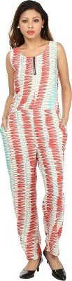 G & M Collections Printed Women's Jumpsuit