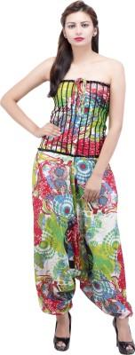 Jaipur Kala Kendra Floral Print Women's Jumpsuit