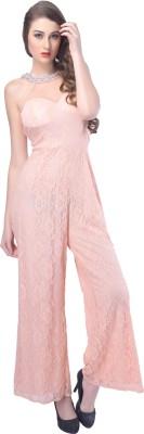 Trendy Divva Self Design Women's Jumpsuit at flipkart