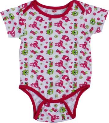 Indirang Baby Boy's Multicolor Bodysuit
