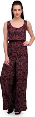 Kiosha Printed Women's Jumpsuit