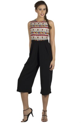 109F Printed Women's Jumpsuit