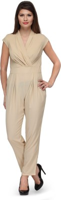 A Click Away Solid Women's Jumpsuit
